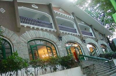 Basque Club facilities in Caracas, Venezuela