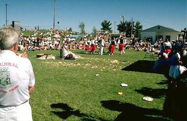NABO Basque festival in Gooding, Idaho (photo EuskalKultura.com)