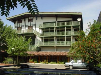 Euzko Etxea Basque Center of Santiago, Chile