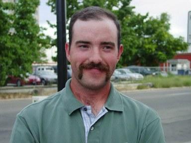 Jon Arrieta, the stone lifter from Idaho