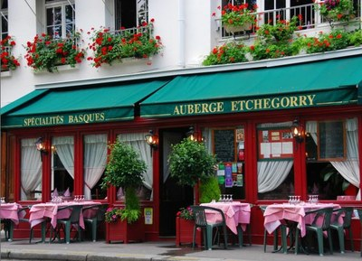 Auberge Etchegorry in Paris, France