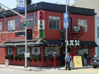 """A group of Americans that like eating Basque food has opened the restaurant """"Basque"""" in San Francisco"""