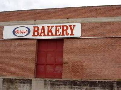 Basque Bakery in Fresno, California