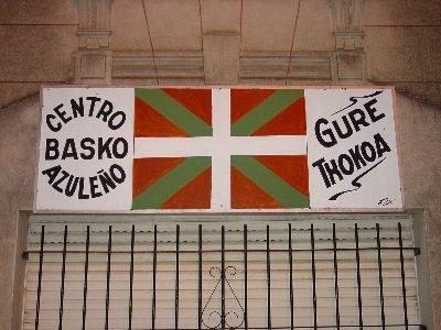 Azul Basque Club exterior in an archive picture (photo EuskalKultura.com)