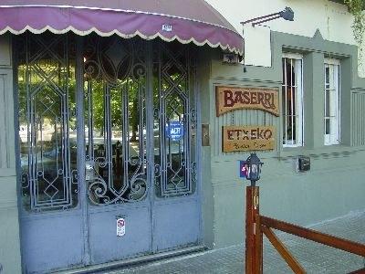 Restaurante Baserri Etxeko (foto EuskalKultura.com)