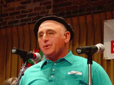 Johnny Curutchet Bertsolaria San Franzisko Kalifornia Estatu Batuak (AEB)