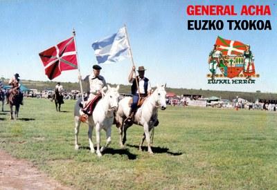 Centro Vasco 'Euzko Txokoa' de General Acha