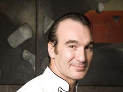 El chef donostiarra Pablo San Román, fundador de Sukalde, actual chef del restaurante D.O. (fotoChilango)