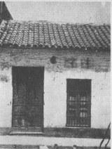 Primera sede del centro vasco Laurak Bat de Buenos Aires