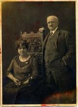 Andrés Alzu y Blasa Echarri de Alzu