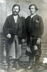 Miguel Aizpurua y Manuel Zeberio
