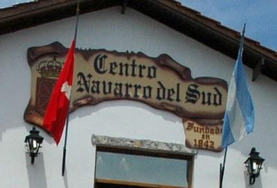 La presidencia de la Federación recae en este momento en el presidente del Centro Navarro del Sud, por lo que la sede de la Federación es asimismo la de la entidad navarra marplatense.