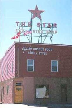 Star Hotel, serving Basque food in Elko since 1910 (photo EuskalKultura.com)