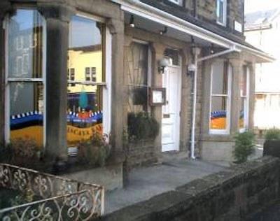 Restaurante vasco Biscaya Bay en Harrogate, Inglaterra