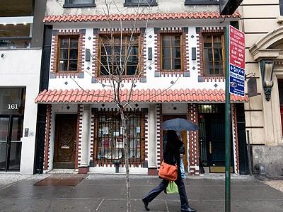 'Francisco's Centro  Vasco' Jatetxea New York Estatu Batuak (AEB)