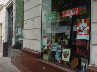 Sede de Eusketxe en Buenos Aires (foto EuskalKultura.com)