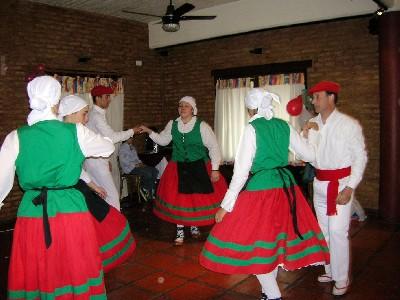 'Dantzaris de Toki Eder' Dantza Taldea Jose C. Paz Buenos Aires Argentina