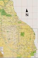 Mapas de Rosario