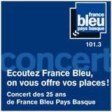 Les 25 ans de France Bleu Pays Basque