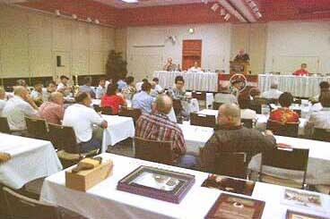 Convención de NABO en Winnemucca, NV (foto EuskalKultura.com)