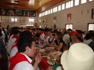 Euzko Alkartasuna de Macachín, en La Pampa, celebró su 50 aniversario con una memorable Fiesta del Dantzari