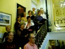 The new choir of Euskal Etxea of Madrid sings Gernikako Arbola