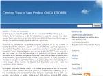 San Pedro Ongi Etorri's website