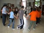 Basque dance classes at Lagunen Etxea by Aitor Alava
