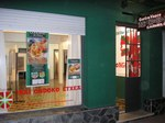 Headquarters of the Basque Club of Carmelo, Uruguay