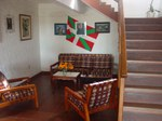 Interior of the Minas Basque Club (photo EuskalKultura.com)