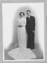 Luis Eulogio Elorza y su esposa