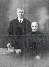 Bernardo Chotro y Martina Larralde