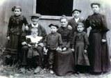 La familia Cordoba en 1905
