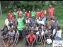 Los fans del Athletic nacen donde quieren, también en el Congo