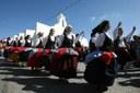 Berriozarko 'Txori Zuri' taldeko dantzari nafarrak Ibizako Sant Rafel-eko Jai Nagusiko partaide gonbidatu