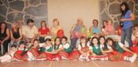 Euskaldunak Denak Bat de Arrecifes despidió el 2009 con bailes y estrenando su propia página web