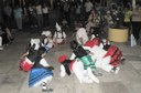 El Centro Vasco 'Ibai Txori', de Concepción del Uruguay, pleno de orgullo, exhibe cuerpo de dantzaris