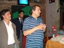 'Gure Etxea' de Salta cumple hoy su primer año de vida y presenta para 2010 un programa repleto de proyectos