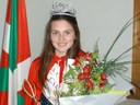 El CV 'Lagunen Etxea' de Laprida corona a Martina Larraza reina, en el 20 aniversario de la institución