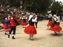 Euzko Etxea de Santiago celebró el gran día de 'Mikel Deuna' en Euzko Enparantza del Cerro San Cristóbal