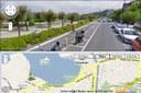 Viajar por calles y carreteras vascas sin moverse de casa es posible por internet con 'Google Street View'