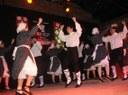 250 personas colmaron el Centro Cultural de Paraná para contemplar el espectáculo dantzari de Urrundik