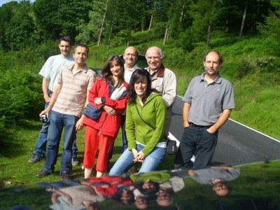Continúan con buena marcha los actos del Euskararen Eguna y la Euskal Etxea de Burdeos gana el premio ENE
