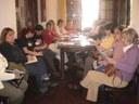 Una veintena de responsables de bibliotecas avanzaron proyectos comunes en la Semana Vasca de Rosario