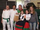 Mar del Plata se destacó en los concursos organizados por el Zazpirak Bat en el marco de la Semana Nacional Vasca