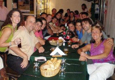 Todo a punto en Bahía Blanca para que mañana rompa el gran fin de semana festivo de la Semana Vasca 2009