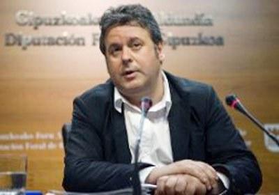 El diputado foral guipuzcoano Iñaki Galdos participará en Argentina de la Semana Vasca de Bahía Blanca