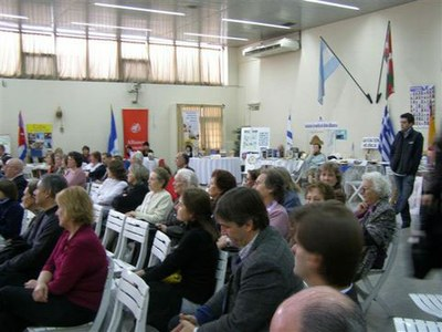 La Primera Muestra de Bibliotecas de Colectividades, organizada por el CV de Bahía Blanca, 'de interés municipal'
