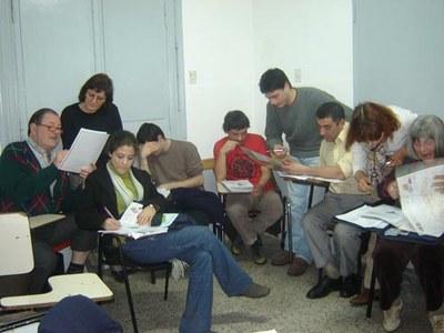 Se inicia en la Universidad de Buenos Aires (UBA) la cuarta edición de su curso de Euskera y Cultura Vasca