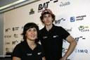 Patxi Usobiaga e Irati Anda viajan a China para competir en el Campeonato del Mundo de Escalada